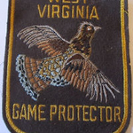 West Virginia Wanted Patches