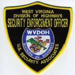 WISH,WV,WEST VIRGINIA DIVISION OF HIGHWAYS SECURITY ENFORCMENT OFFICER A