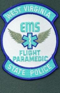 WVSP EMS FLIGHT PARAMEDIC
