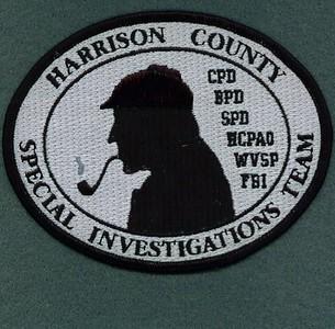 HARRISON COUNTY TASK FORCE SILVER