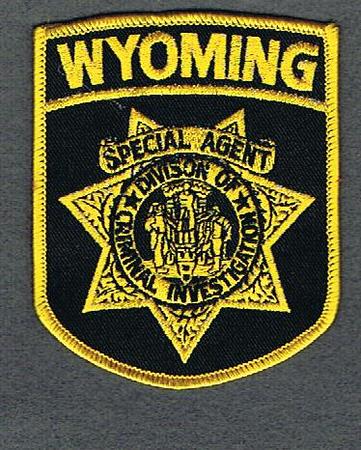 WYOMING DIVISION OF CRIMINAL INVESTIGATIONS