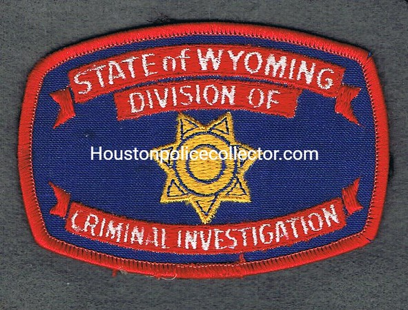 WY DIVISION OF CRIMINAL INVEST 2