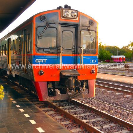 1119 16/1/16 Sila At, Thailand Aclass THN built by Hitachi, Japan