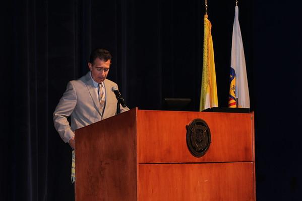 State Rep. Carlos Trujillo Speaks to Students