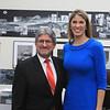 Mayor Stephen DiNatale and State Rep Lori Trahan<br /> SENTINEL/ENTERPRISE/Scott LaPrade
