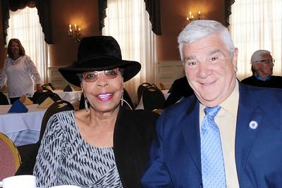 Gwen Blackburn and Rep Paul Donato