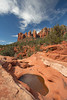 Coffee Pot Rock & the Seven Sacred Pools, Sedona, Arizona