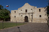 Chapel of the Alamo Mission, San Antonio, Texas