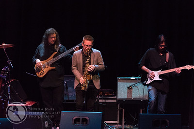 Tristan Young, Jack Sheehan,  Aleif Hamdan with The Jesse Colin Young Band
