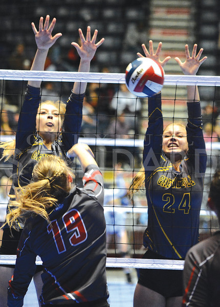 State Volleyball Tourney