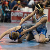 New Mexico High School State Wrestling Championships day one Friday, February 17, 2017 at the Santa Ana Star Center, Rio Rancho. Clyde Mueller/The New Mexican