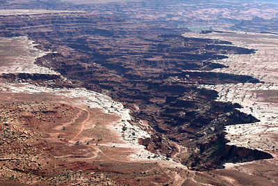 Buck Canyon, Island in the Sky, Canyonlands NP, Moab, Utah