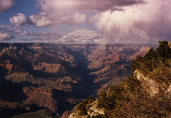 Grand Canyon, 1986  http://www.nps.gov/grca/index.htm