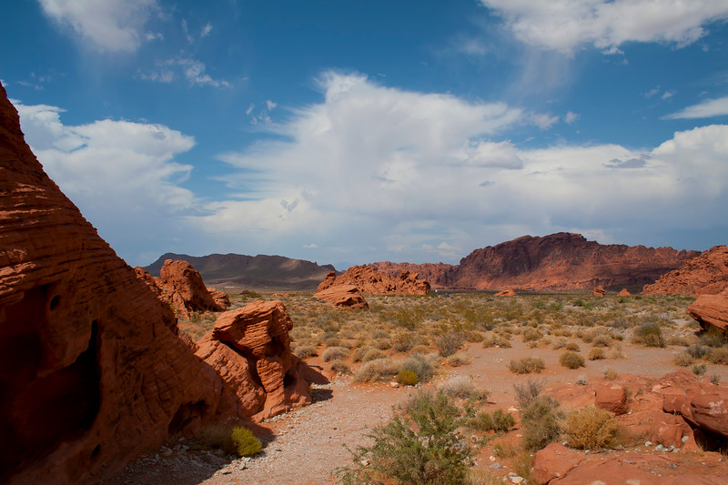 Valley of Fire State Park, Nevada,