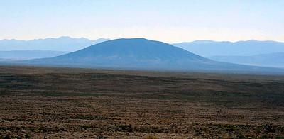 Weird looking mound