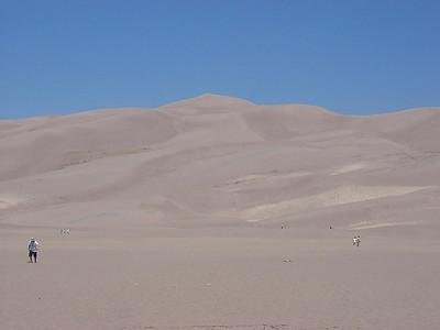 A whole lotta sand