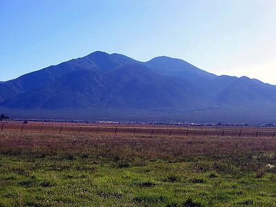 Wheeler Peak, New Mexico's highpoint