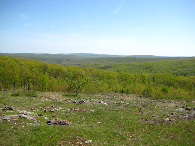 View from an overlook