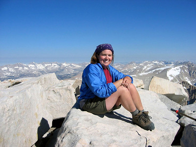 California: Mt Whitney backpacking trip: July 13-15, 2005
