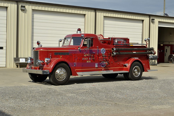 Fire Department's by State