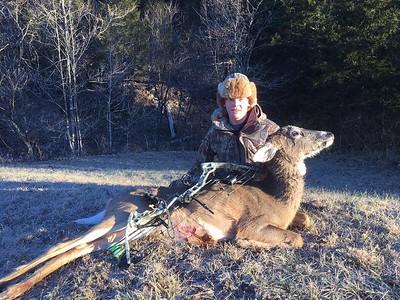 Bourbon Alternative Deer Hunt, 2016