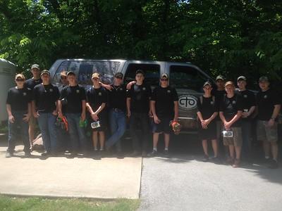 CTO Missouri Summer Camp  2015- Session 1