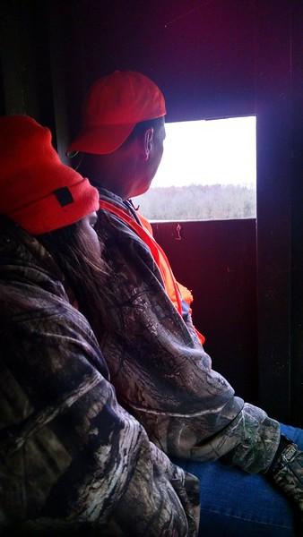 W.O.L.F Deer Hunt, 2016