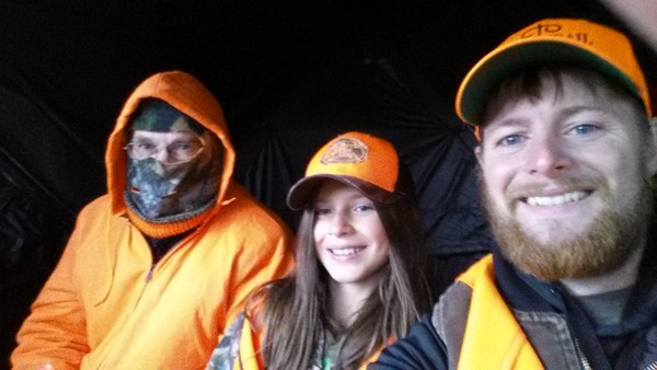 W.O.L.F/CTO Deer Hunt