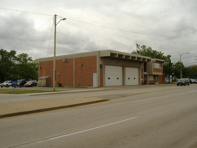 Green Bay Fire Station 2