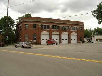 Green Bay Fire Station 1