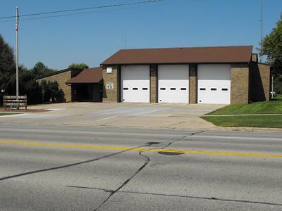 Janesville Fire  Station 84