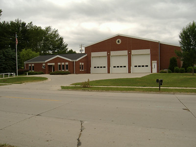 Green Bay Fire  Station 4
