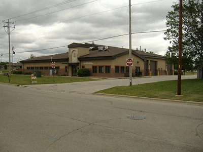 Green Bay Fire Station 5