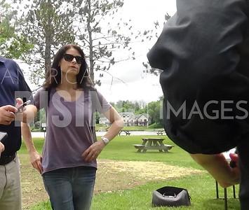 Dana Nessel At Tri-County Picnic In Beaverton, MI