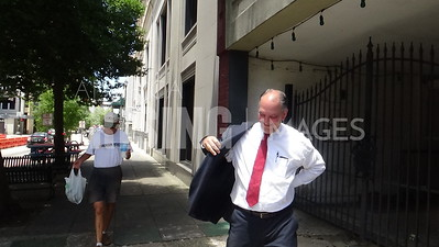John Bel Edwards At Put Louisiana First Tour Finale Party At The Lyceum Ballroom in Baton Rouge, LA
