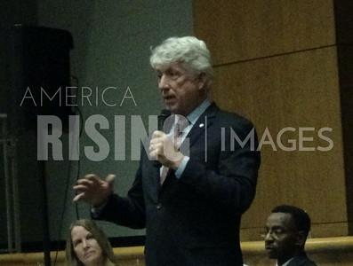 Mark Herring at The Faith Has A Voice Town Hall - Leesburg VA