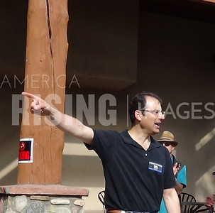 Phil Weiser At Meet And Greet In Frisco, CO