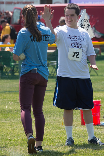 Spring Games South at Southampton High School. May 17, 2015.