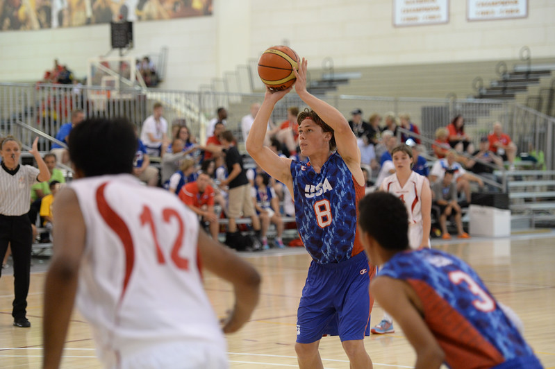 2015 World Games. Team USA New York vs Luxembourg. Team USA New York won, earning gold medals. July 31, 2015.