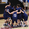 The SONY basketball team competes in the final round at the 2014 USA Games in Princeton, NJ. June 20, 2014.