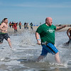 The 2016 Rockaway's Polar Plunge at Jacob Riis Park. March 12, 2016.