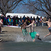 Ithaca Polar Plunge at Taughannock Falls State Park. March 19, 2016.
