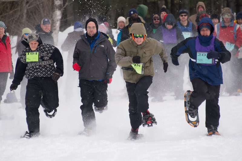 North Country Regional Winter Games at Paul Smith's College. March 7, 2015.