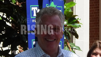 Terry McAuliffe (VA) will attend a Charlottesville early voting event at a Government Building in 120 7th St NE in Charlottesville, VA