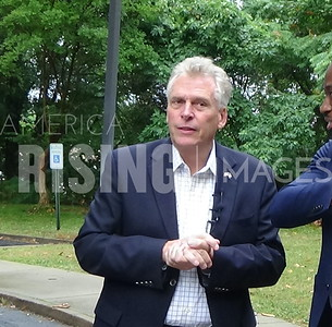 Terry McAuliffe and Ralph Northam (VA) will attend an early voting event at 2134 W Laburnum Ave in Richmond, VA
