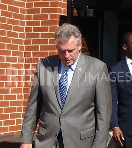 Terry McAuliffe At Lynchburg Roundtable Discussion