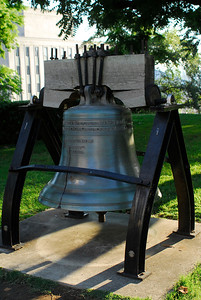 Tennessee State Capitol Liberty Bell replica