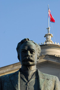 Tennessee State Capitol Carmack Statue