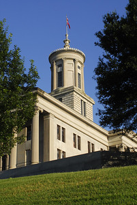 Tennessee State Capitol Corner