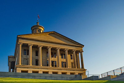 Tennessee State Capitol South Face